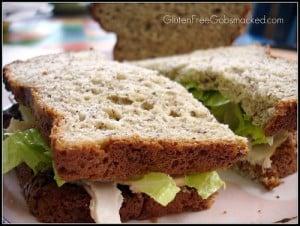 Gluten-Free Pepita-Powered Bread Gluten Free Gobsmacked