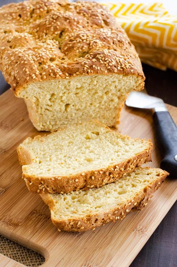 Gluten-Free Quinoa Bread from Cooking Quinoa