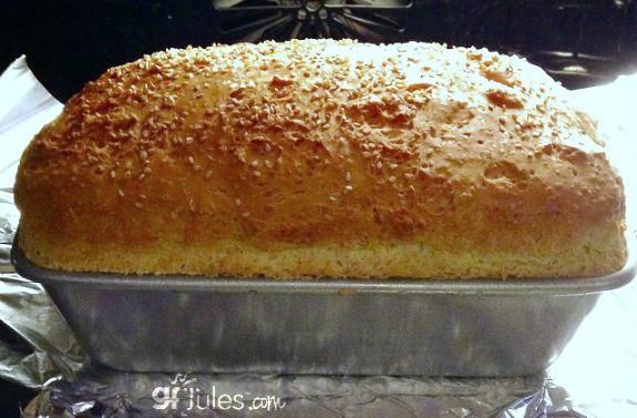 Gluten-Free Sandwich Bread GF Jules