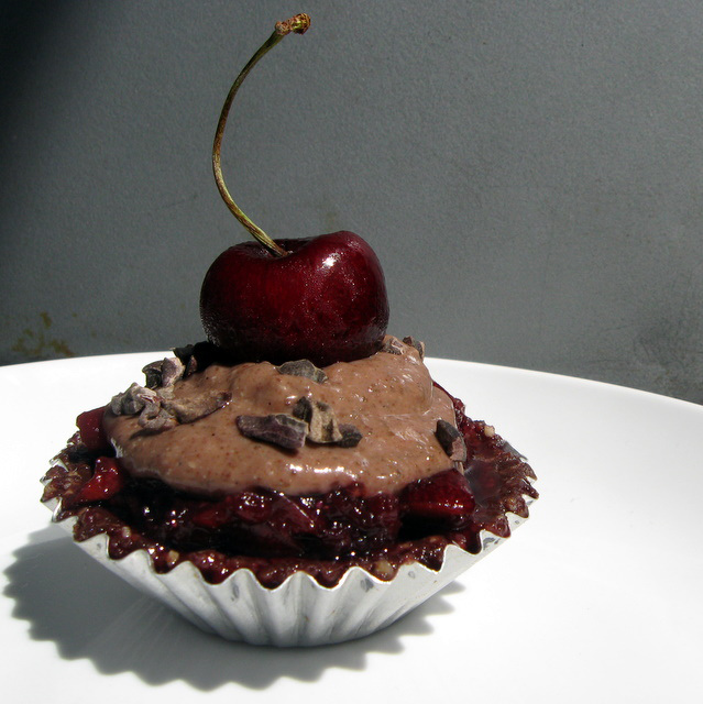 Gluten-Free Vegan Triple Chocolate Cherry Pie The Mommy Bowl