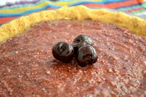 Gluten-Free Vegan Raw Paleo Chocolate Cherry Pie Gluten-Free Cat