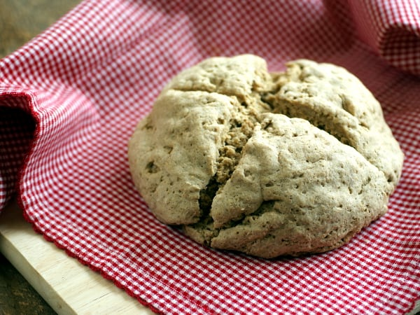 Gluten-Free Classic Soda Bread Ricki Heller