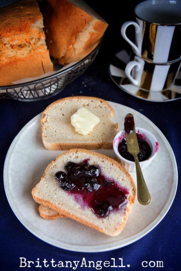 Gluten-Free World's Best Paleo Sandwich Bread Brittany Angell