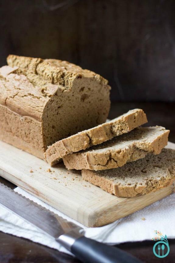 Gluten-Free Yeast-Free Quinoa Bread Simply Quinoa
