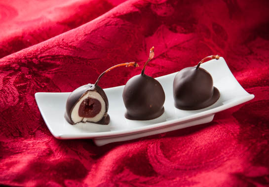 Gluten-Free Chocolate-Covered Cherries from Tasty Eats At Home