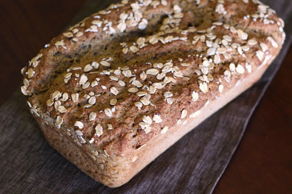Gluten-Free, Vegan Everyday Bread from Sarah Bakes Gluten-Free Treats