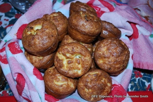 Gluten-Free Popovers are better than sliced bread every time!!