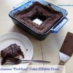 "Molasses ""Pudding Cake"""