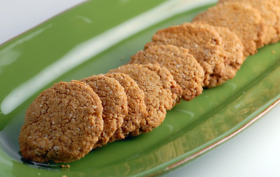 Gluten-Free Molasses Spice Cookies