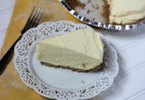 Gluten-Free Mom's Creamy Lemon Pie Lynn's Kitchen Adventures