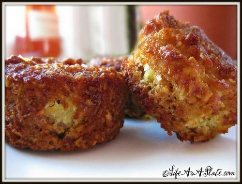 Gluten-Free Paleo Pina Colada Muffins