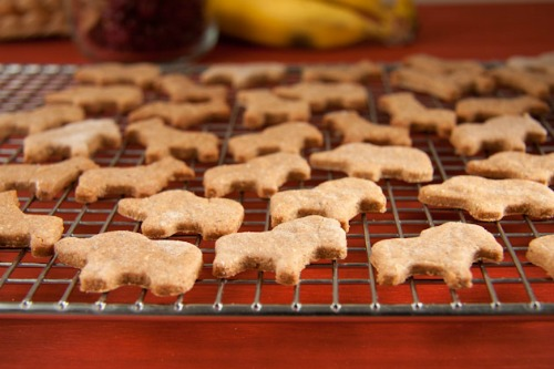 Gluten-Free Vegan Banana Bread Animal Crackers Recipe