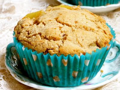 Gluten-Free Vegan Pineapple Muffins