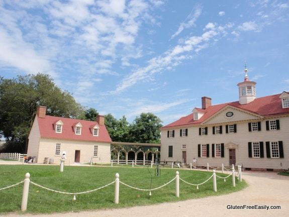 Mount Vernon Alexandria Virginia
