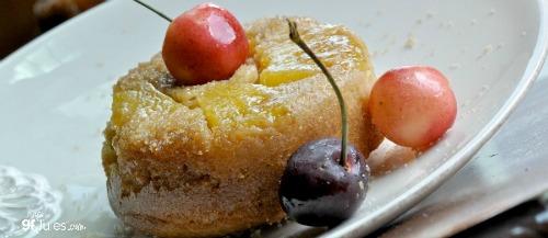 Gluten-Free Pineapple Upside Down Cake