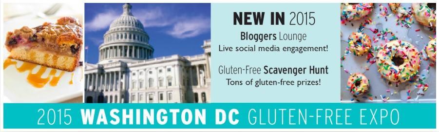 2015 Washington DC Gluten-Free Expo