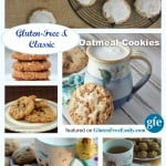 Over 60 Gluten-Free Oatmeal Cookie Recipes!