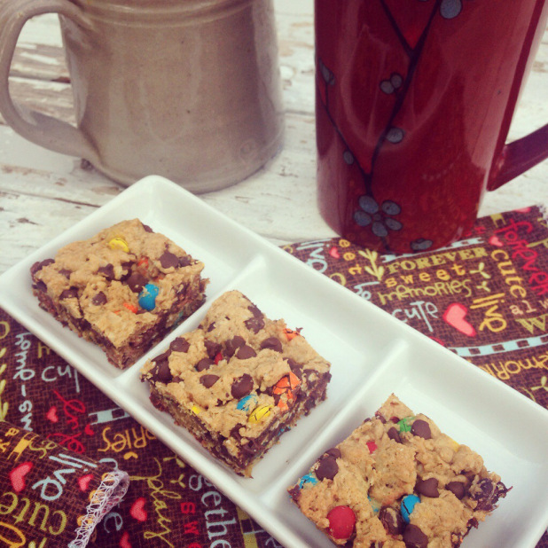 Gluten-Free Monster Bars