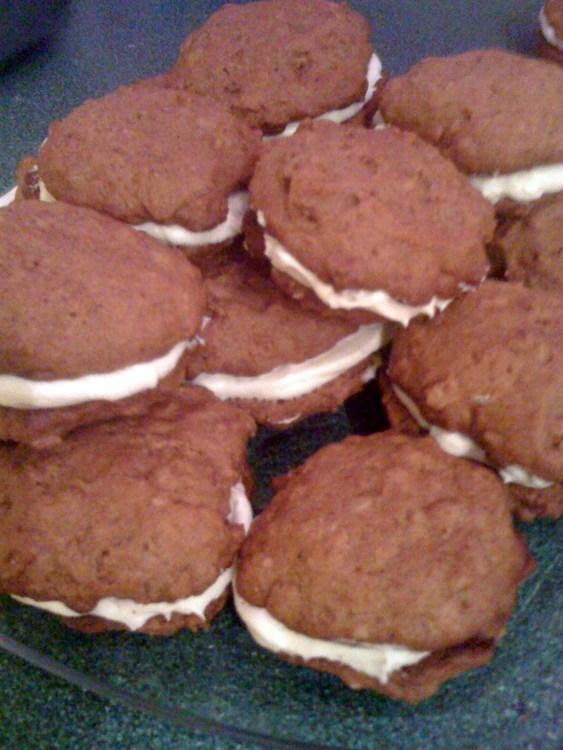 Gluten-Free Oatmeal Cream Pies