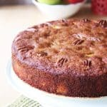 Paleo Cinnamon Apple Cake