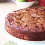 Paleo Cinnamon Apple Cake