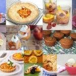70+ Juicy Gluten-Free Peach Dessert Recipes!