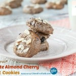 Chocolate Almond Cherry Power Cookies (Grain-Free)