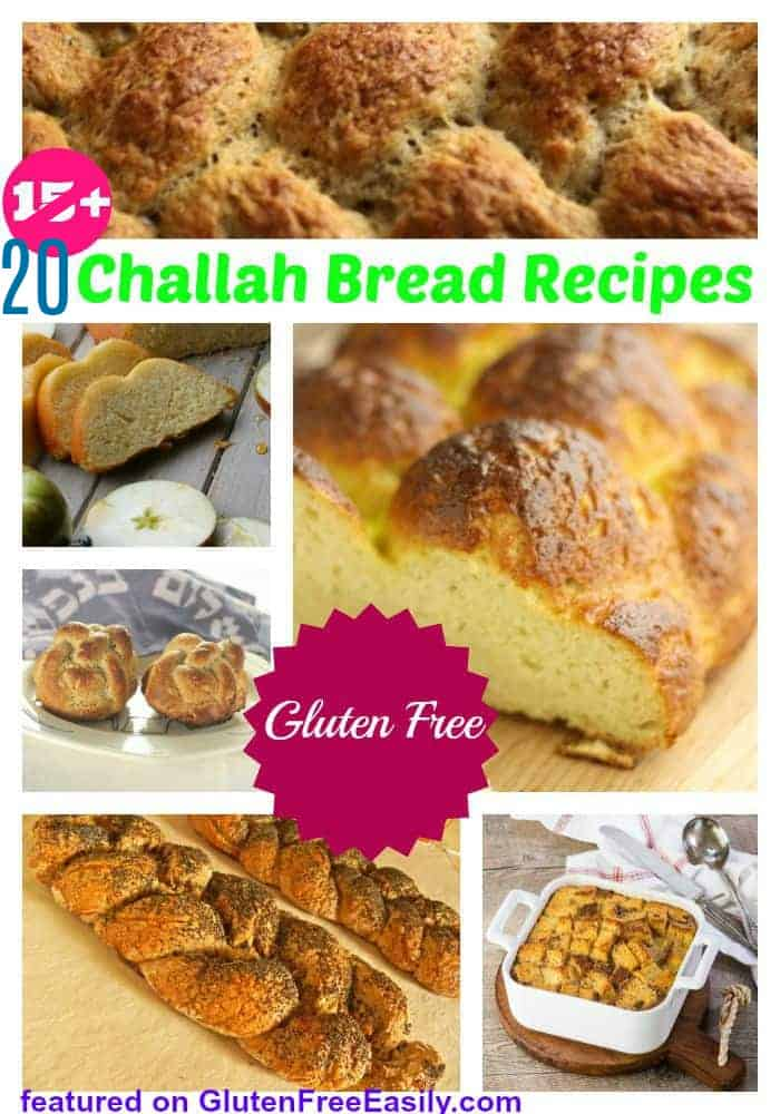 20 Gluten-Free Challah Bread Recipes Photo