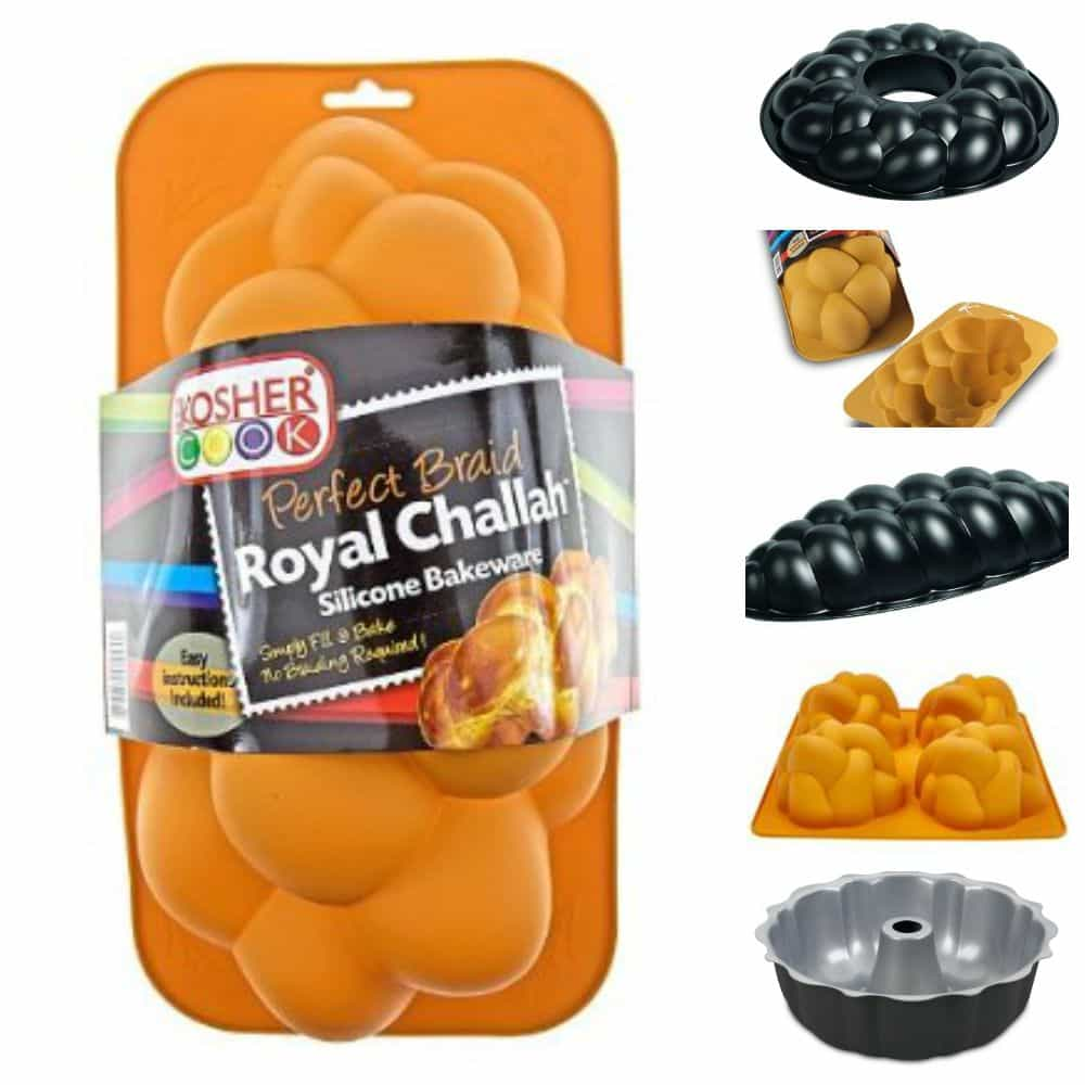 Challah Baking Pans and Molds