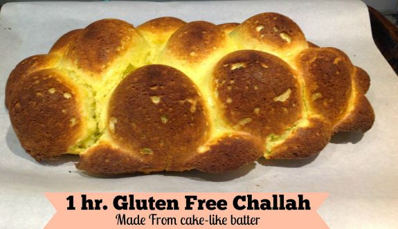 Easy Gluten-Free and Grain-Free Challah