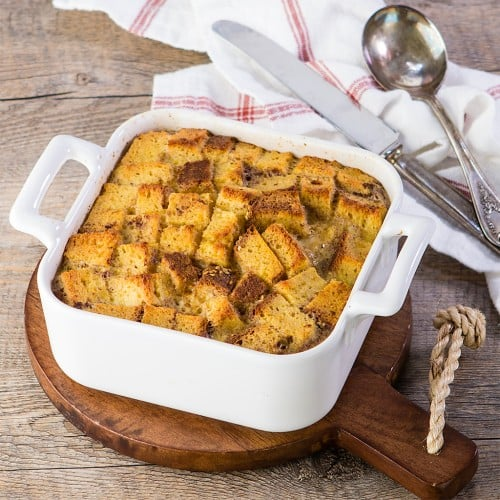 Gluten-Free Challah French Toast Casserole