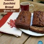 Classic Gluten-Free Zucchini Bread