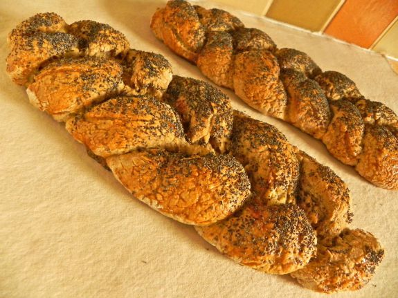 Gluten-Free Sourdough Challah