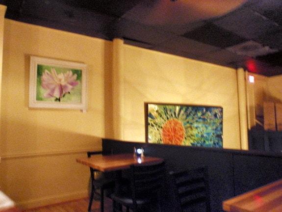 Da Soli Restaurant Upstairs Haddonfield NJ