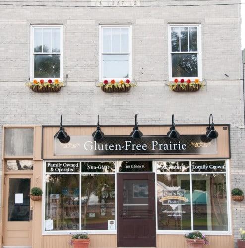 Gluten-Free Prairie Storefront