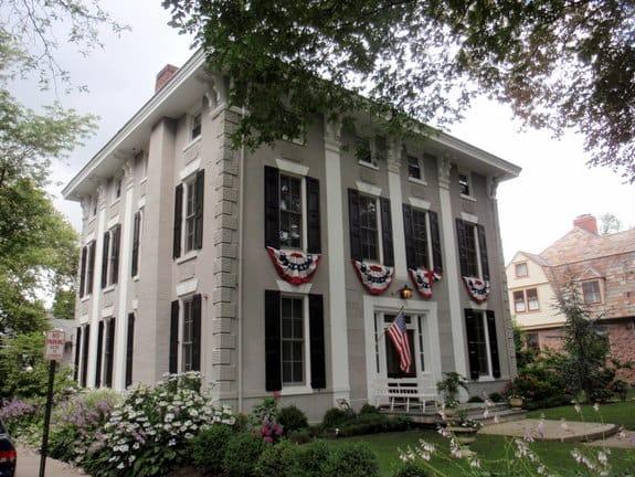 One of Many Impressive Homes Haddonfield NJ