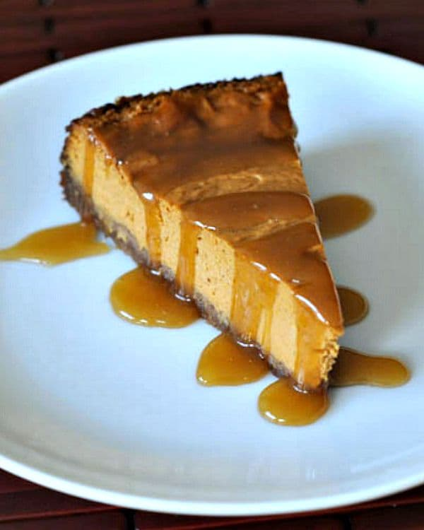 Gluten-Free Pumpkin Cheesecake Recipes (Over 30 of Them!)