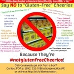 "Stop Eating ""Gluten-Free"" Cheerios Plus 9 More Thoughts on This Appalling Situation"
