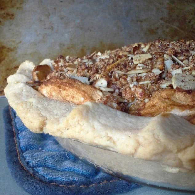 Basic Gluten-Free Pie Crust