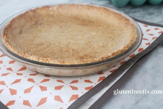 Easy Gluten-Free Graham Cracker Pie Crust Grain Free