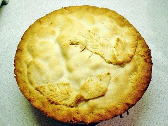 Glute Free Pie Crust Grain Free SCD
