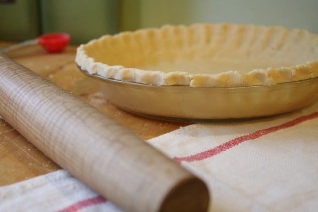 Gluten-Free Double Pie Crust