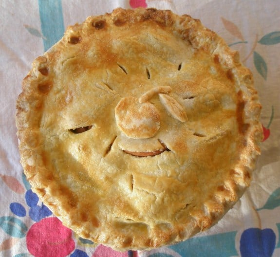 Gluten-Free Flaky Pie Crust