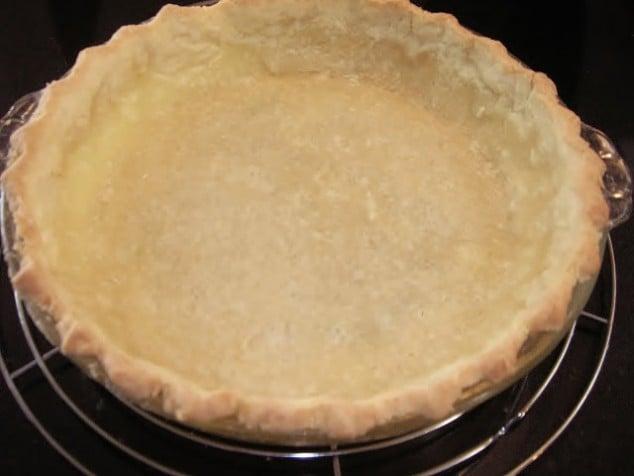 Gluten Free Light and Flaky Pie Crust