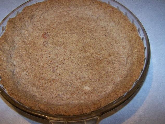 Gluten-Free Low-Carb Pie Crust