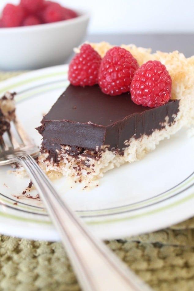 Gluten-Free Macaroon Pie Crust