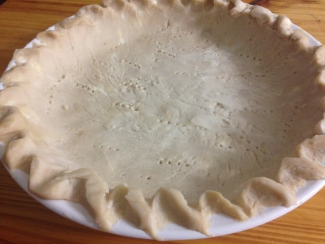 Gluten-Free Perfect Pie Crust