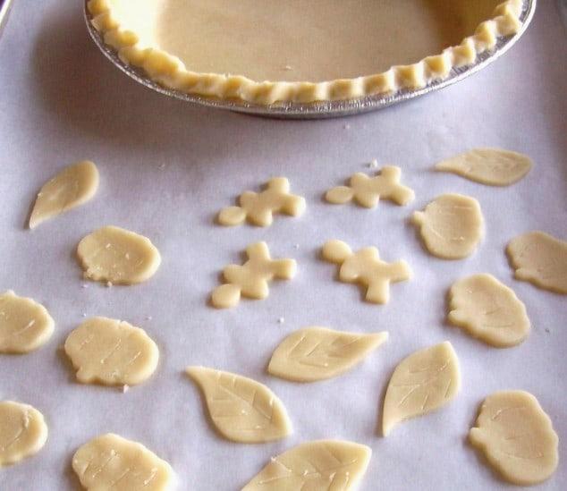 Gluten-Free Pie Crust and Mini Pie Dough Cookies