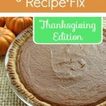 Gluten-Free Thanksgiving Recipes for Gluten-Free Recipe Fix