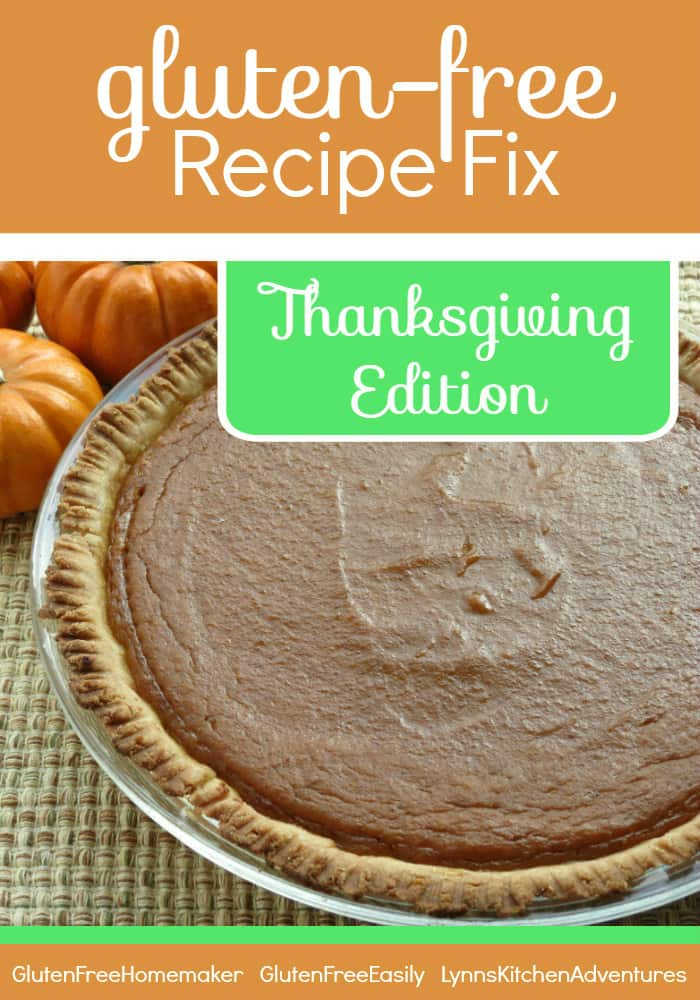 Here's your one-stop shopping spot for delicious gluten-free Thanksgiving recipes---everything you could possibly want for a fabulous meal! [from GlutenFreeEasily.com] (photo)